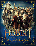 Hobbit An Unexpected Journey Photo Storybook