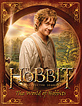 The Hobbit: An Unexpected Journey: The World of Hobbits Cover