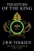 Return of the King Lord of the Rings 03 black cover