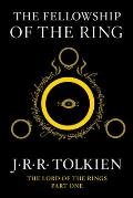 Lord of the Rings #01: The Fellowship of the Ring Cover