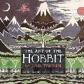 The Art of the Hobbit by J.R.R. Tolkien Cover