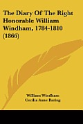 The Diary of the Right Honorable William Windham, 1784-1810 (1866)