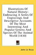 Illustrations of Natural History: Embracing a Series of Engravings and Descriptive Accounts of the Most Interesting and Popular Genera and Species of