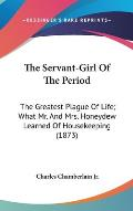 The Servant-Girl of the Period: The Greatest Plague of Life; What Mr. and Mrs. Honeydew Learned of Housekeeping (1873)