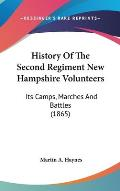 History of the Second Regiment New Hampshire Volunteers: Its Camps, Marches and Battles (1865)