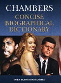 Chambers Concise Biographical Dictionary