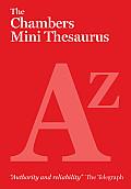 The Chambers Mini Thesaurus