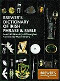 BREWERS Dictionary IRISH PHRASE & FABLE