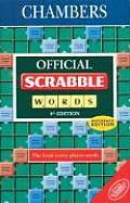 Chambers Official Scrabble Words 4th Edition