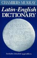 Chambers Murray Latin-english Dictionary (76 Edition)