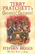 Terry Pratchett's Guards! guards! :the play Cover