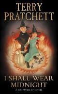 I Shall Wear Midnight A Discworld Novel