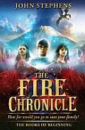Books of Beginning 02 Fire Chronicle UK