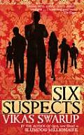Six Suspects Cover