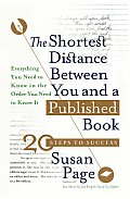 Shortest Distance Between You & a Published Book