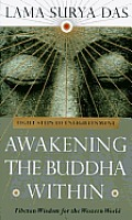 Awakening the Buddha Within: Eight Steps to Enlightenment Cover