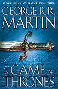 A Game of Thrones (A Song of Ice and Fire #1) Cover