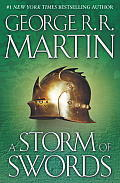 A Storm of Swords (A Song of Ice and Fire #3) Cover