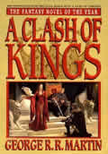 A Clash of Kings (A Song of Ice and Fire #2) Cover
