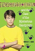 Encyclopedia Brown & the Case of the Mysterious Handprints