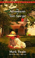 Adventures of Tom Sawyer #1: The Adventures of Tom Sawyer Cover