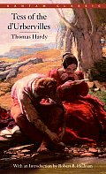 Tess of the d'Urbervilles (Bantam Classics) Cover