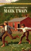 The Complete Short Stories of Mark Twain (Bantam Classic) Cover