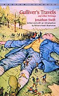 Gulliver's Travels and Other Writings (Bantam Classics) Cover