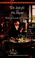 Dr Jekyll and Mr Hyde (Bantam Classics) Cover