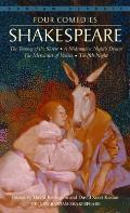 Four Comedies: The Taming of the Shrew, a Midsummer Night's Dream, the Merchant of Venice, Twelfth Night (Bantam Classics)