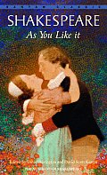 As You Like It (Bantam Classics) Cover
