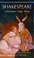 A Midsummer Night's Dream (Bantam Classics) Cover
