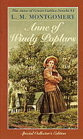 Anne of Green Gables Novels #04: Anne of Windy Poplars Cover