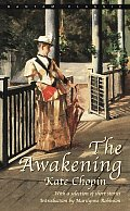 The Awakening and Selected Short Stories (Book with Cassette) Cover