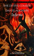 The Divine Comedy: Inferno (Bantam Classics) Cover