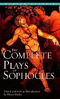 The Complete Plays of Sophocles Cover