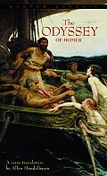 The Odyssey of Homer (Bantam Classics) Cover