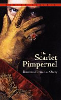 The Scarlet Pimpernel (Bantam Classic) Cover