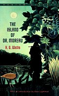 The Island of Dr. Moreau (Bantam Classics) Cover