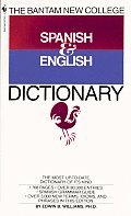 Bantam New College Spanish & English Dictionary