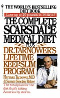 The Complete Scarsdale Medical Diet: Plus Dr. Tarnower's Lifetime Keep-Slim Program Cover