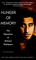 Hunger of Memory: An Autobiography Cover