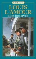 Ride the River: The Sacketts (Sacketts) Cover