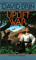 Uplift Trilogy #3: The Uplift War Cover