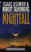Nightfall (Bantam Spectra Book) Cover