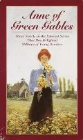 Anne of Green Gables 3 Book Box Set Volume I Anne of Avonlea Anne of the Island Anne of Green Gables