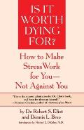Is It Worth Dying For A Self Assessment Program to Make Stress Work for You Not Against You
