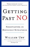 Getting Past No: Negotiating Your Way from Confrontation to Cooperation Cover