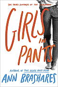 Girls in Pants: The Third Summer of the Sisterhood Cover