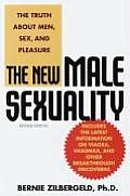 The New Male Sexuality: The Truth about Men, Sex, and Pleasure Cover